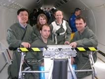 CLint and NASA Team