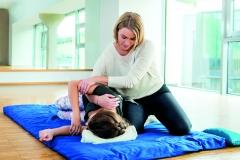 Shiatsu Massage - Energetische Krperarbeit