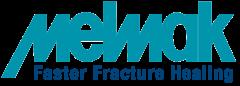 Melmak logo with claim